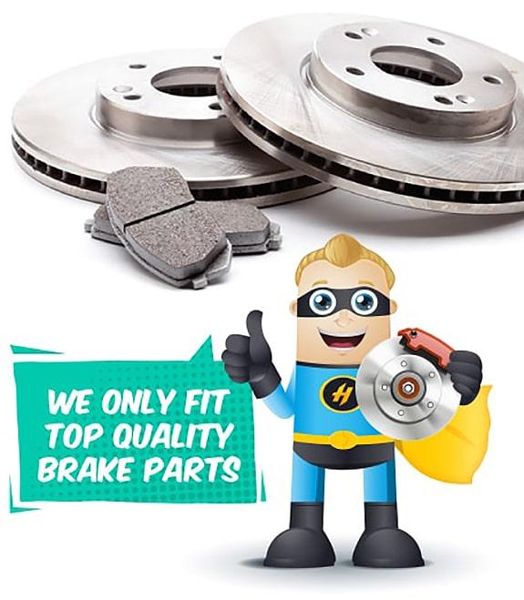 top quality brake parts